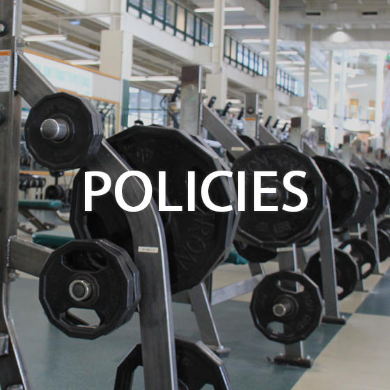 facilities policies