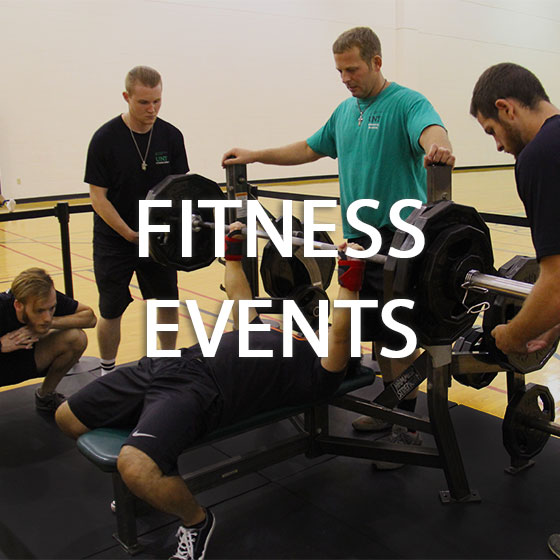 Fitness Special Events